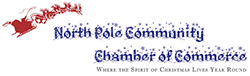 north pole chamber of commerce logo